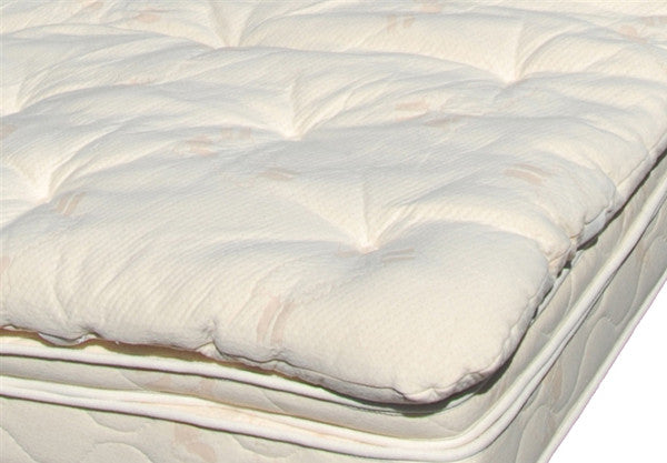Latex Mattress Topper.Suite Sleep Little Lamb 6 Natural Latex Mattress