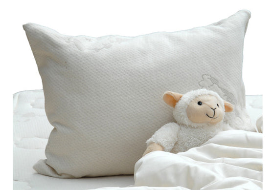 Suite Sleep Little Lamb Woolly Bolas Toddler Pillow