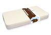 Naturepedic Classic organic crib mattress with traditional seam