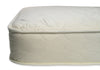 Naturepedic Organic 252 Quilted Deluxe Crib Mattress - Side View