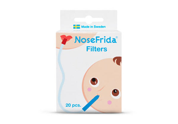 NoseFrida the Snotsucker Replacement Filters Package