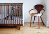 Oeuf Rhea Crib - Walnut with White