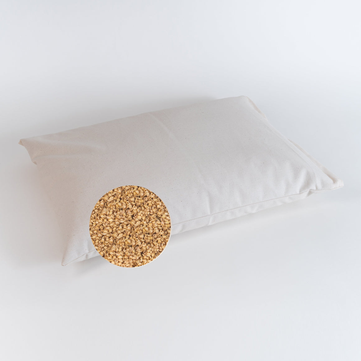 Sachi Organics Rejuvenation Millet Pillow