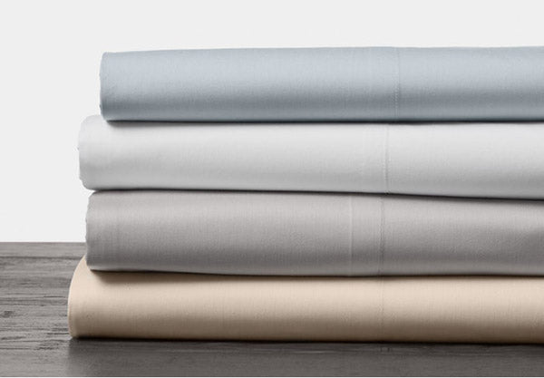 Coyuchi Organic Cotton 300 TC Percale Sheets