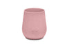 ezpz-tiny-cup-silicone-blush-transition-drinking-cup-image