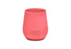 ezpz-tiny-cup-silicone-coral-transition-drinking-cup-image
