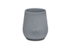 ezpz-tiny-cup-silicone-gray-transition-drinking-cup-image