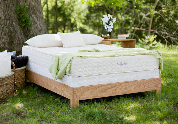 Savvy Rest Serenity Natural Latex Mattress