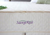 Savvy Rest Serenity Natural Latex Mattress Close Up