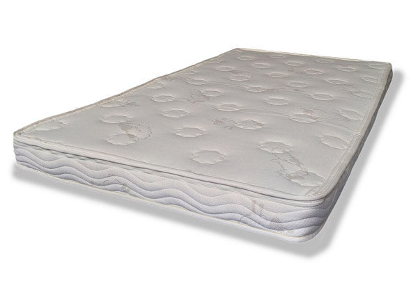 "Suite Sleep Little Lamb 6"" Natural Latex Mattress"