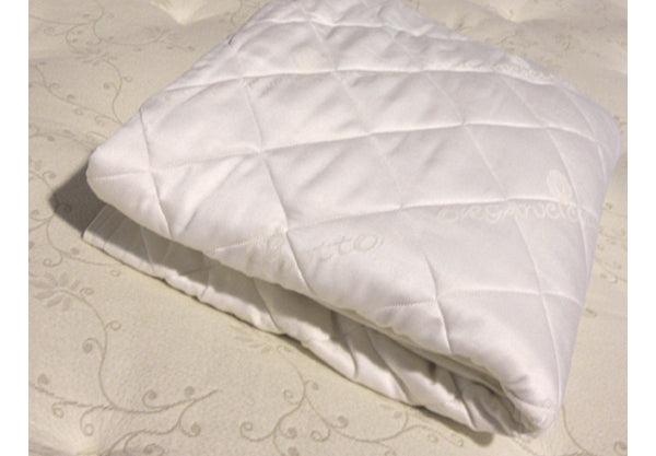 Suite Sleep Washable Wool Mattress Pad
