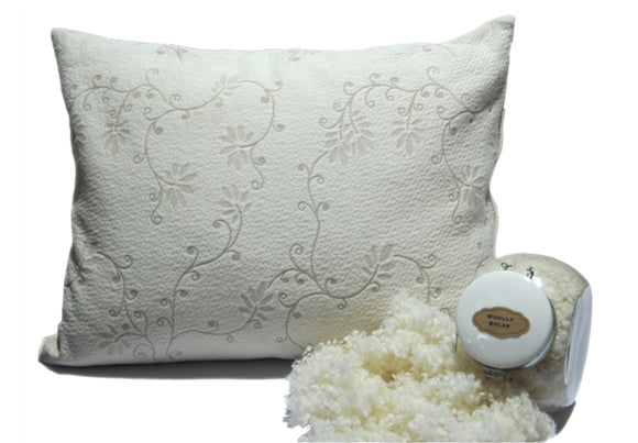 Natural & Organic Wool Pillows