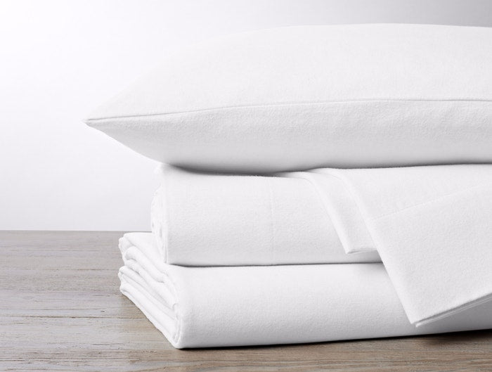 Coyuchi Organic Cotton Flannel Pillowcases