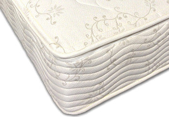 Organic Bedding and Savvy Rest Serenity Natural Latex Mattress