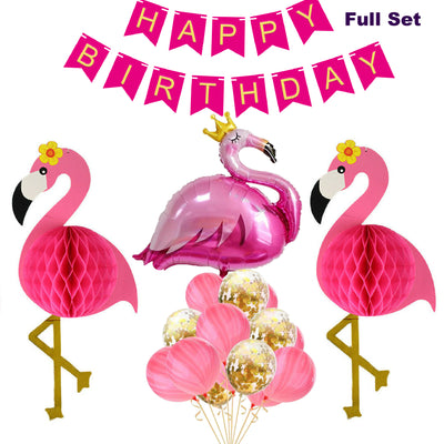 Flamingo Party Decorations