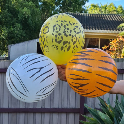 Jungle Party Balloons, Safari Party Decorations
