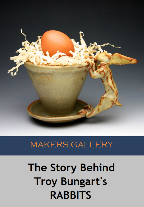 Troy Bungart's Rabbits - an Interview with Makers Gallery Australia