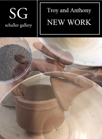 Troy Bungart Anthony Schaller New Work 2019 Schaller Gallery