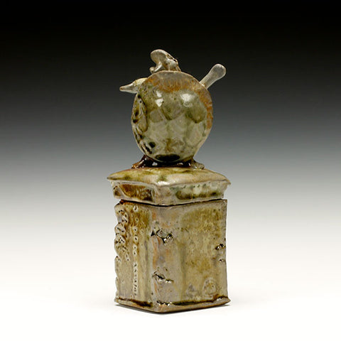 Troy Bungart wish box with whistling turtle