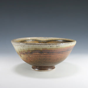 Wood Fired Shino Bowl