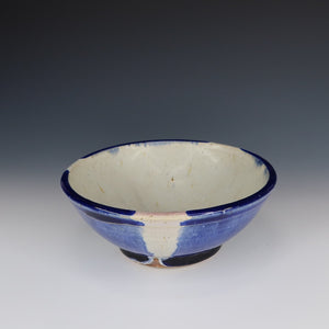 Blue And White Bowl, A053