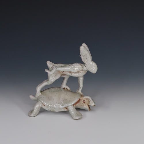 Rabbit And Turtle Whistle, A073
