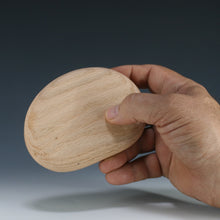 Load image into Gallery viewer, Extra Thick White Oak Kidney Rib, Pottery Tool, Fat Bowl Rib