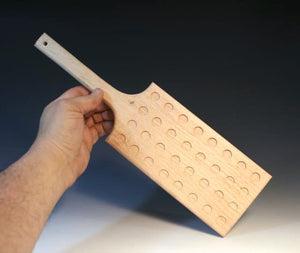 Paddle With Large Dots