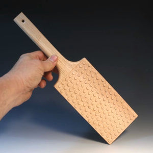 Paddle With Small Dots