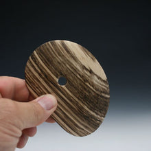 Load image into Gallery viewer, Zebrawood Kidney Rib
