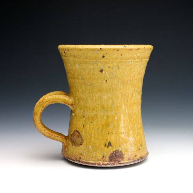 Yellow Coffee Mug 001
