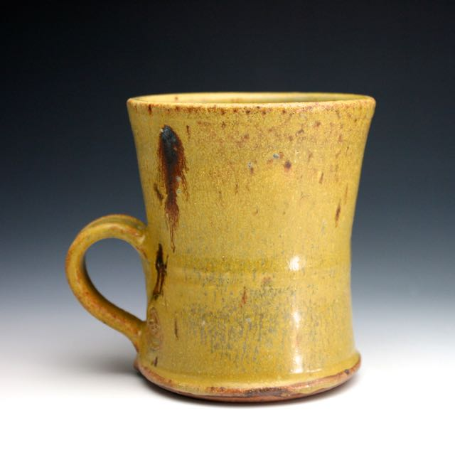Yellow Coffee Mug 002