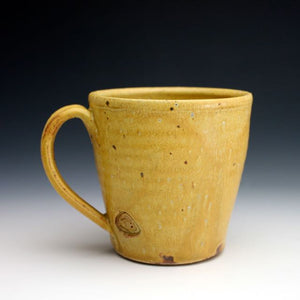 Yellow Coffee Mug 004