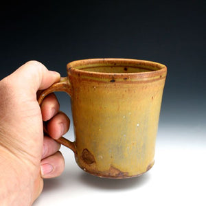 Yellow Coffee Mug 005