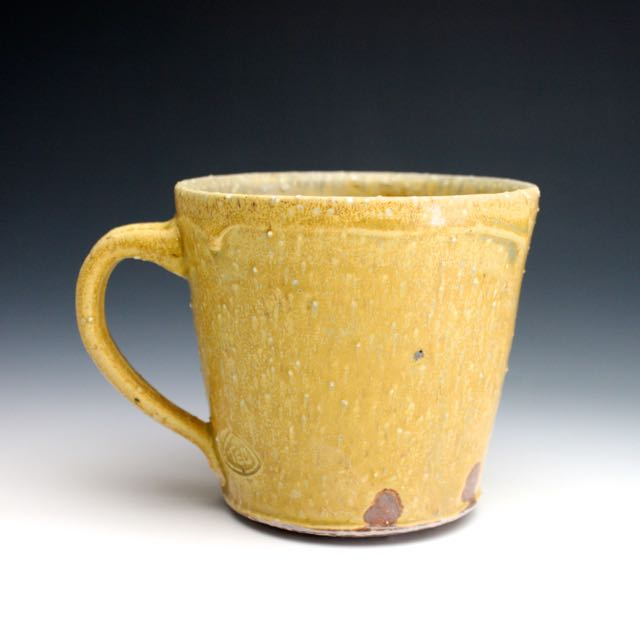 Yellow Coffee Mug 008