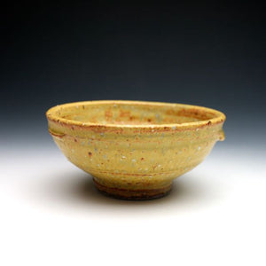 Yellow Condiment Bowl Single serving Dish 033