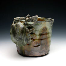 Load image into Gallery viewer, Wood Fired Shino Crab Coffee Mug 040