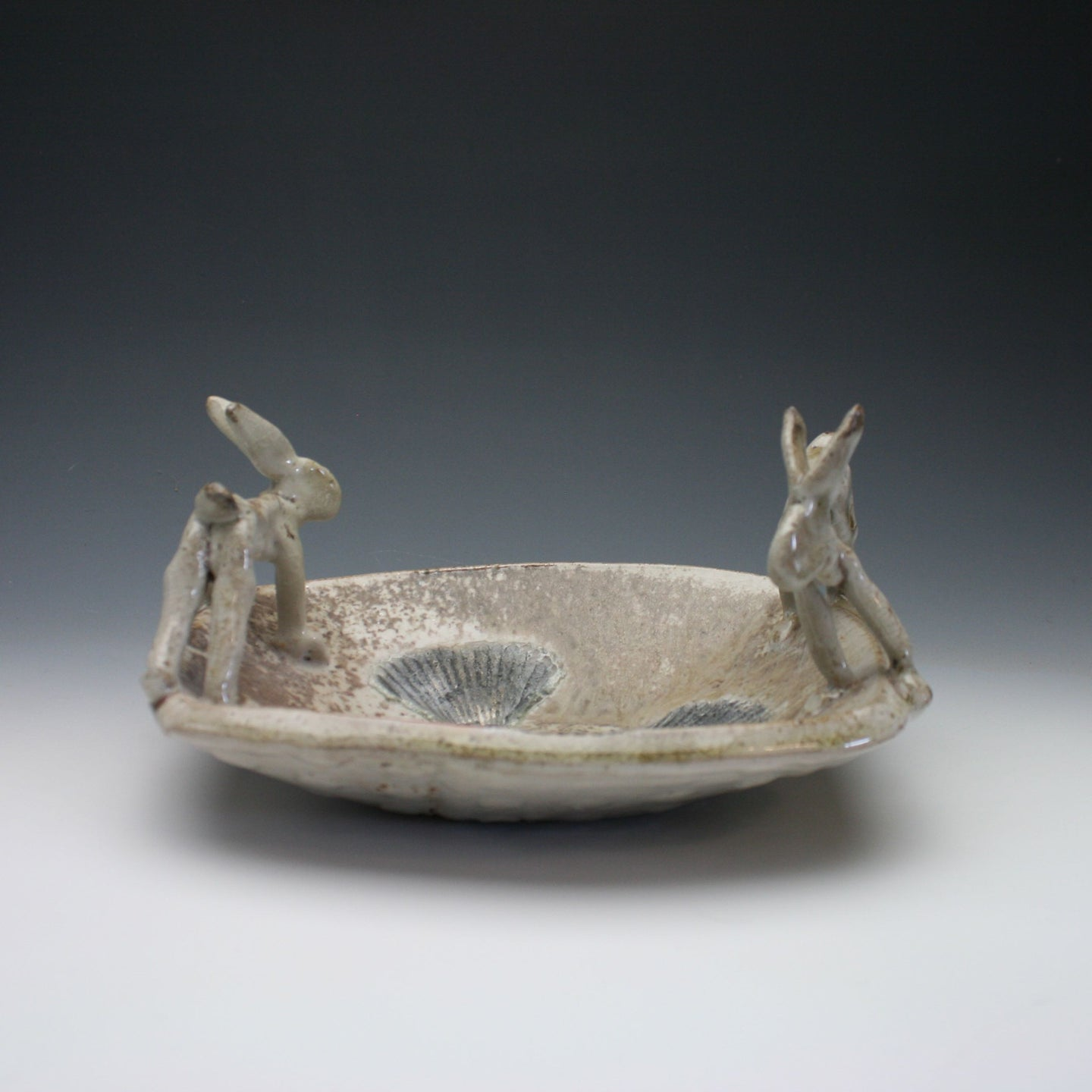 Wood Fired Rabbit Tray A015