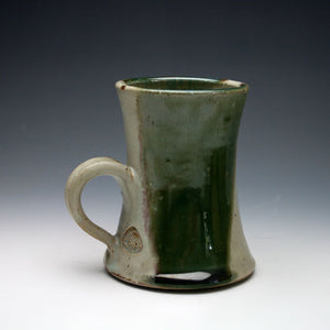Green And White Coffee Mug 021