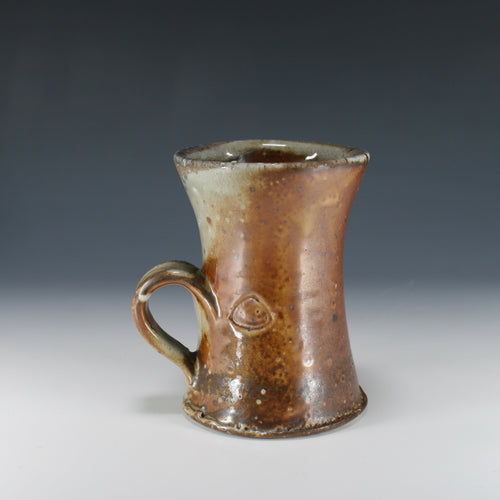 Finger-handled Mug A