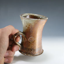 Load image into Gallery viewer, Finger-handled Mug A