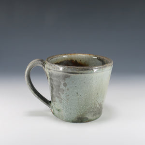 "Wood Fired ""Winter Mug"" B"