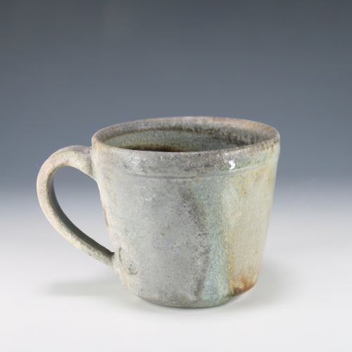 Wood Fired Mug (rock hound)