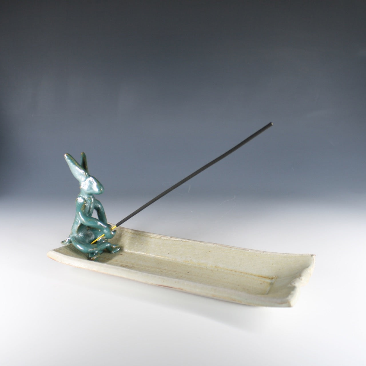 Rabbit Incense/Relish Tray