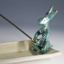 Load image into Gallery viewer, Rabbit Incense/Relish Tray