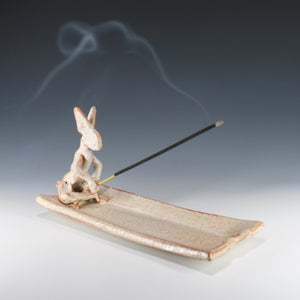 Rabbit Incense Tray