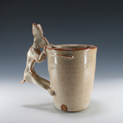 Shino Rabbit Mug