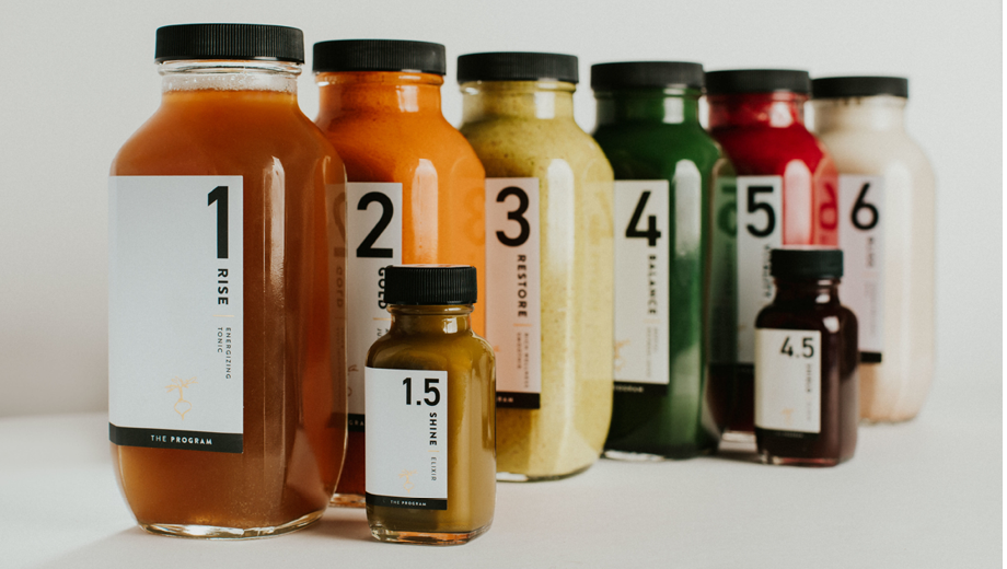 Top Shelf Artisan Juice Cleanse