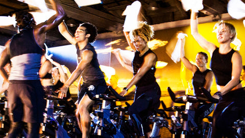 Soulcycle Indoor Cycling