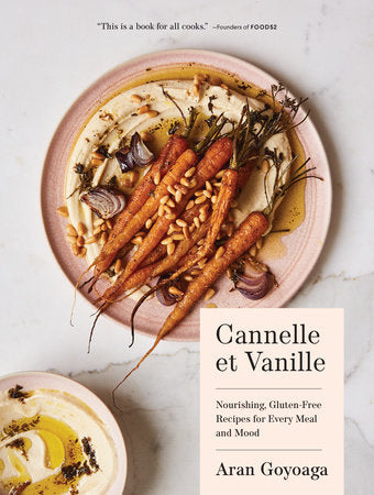CANNELLE ET VANILLE COOKBOOK